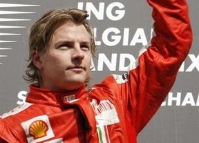 Raikkonen, tras su fichaje por Ferrari:
