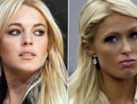 Ofrecen $ 1 millón por pelea Lohan vs. Hilton