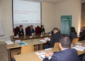 25 empresas comienzan el Programa de Negocio Digital de la Fundación Caja Rural CLM