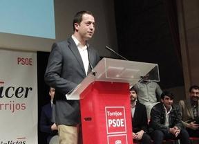 Arevalillo (PSOE) presenta candidatura que