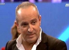 Víctor Sandoval: Belén Esteban está apagada mediáticamente hablando