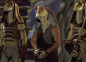 Jar Jar Binks podría haber muerto en el Episodio I de Star Wars