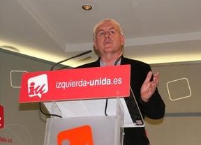 Cayo Lara pide un referéndum para elegir entre monarquía o república