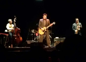The James Hunter Six: Gran concierto en la sala errónea