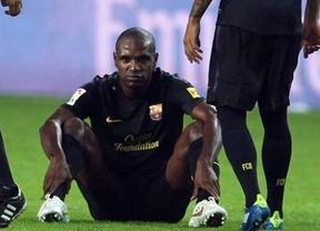 El mundo del fútbol se vuelca con Abidal gracias a las redes sociales