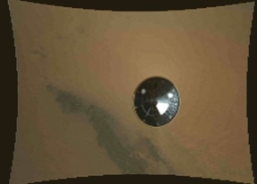 Directa desde Marte, la primera foto en color del 'Curiosity'