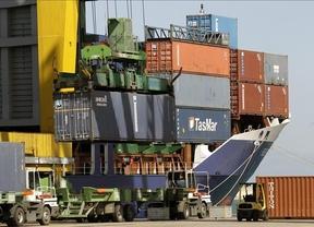 Aumentan las exportaciones de CLM en un 13,9%, las importaciones un 20,5% y el déficit comercial un 66,4%