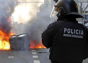 Los tres estudiantes detenidos el 29-M en Barcelona continúan en prisión preventiva