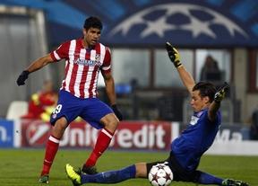 Diego Costa protagonista absoluto de la convocatoria de Del Bosque