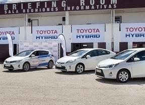 Éxito de las 24 Horas Híbridas de Toyota España