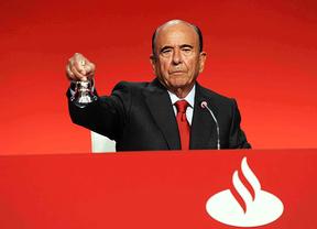 Santander obtiene un beneficio récord trimestral de 1.303 millones de euros, un 8% más