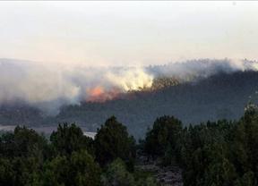 Cinco fuegos activos en la región, todos controlados y este jueves alerta por 'riesgo extremo'