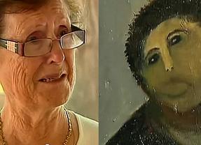 Cecilia, la restauradora del Ecce Homo, dará las 'preuvas' en Neox