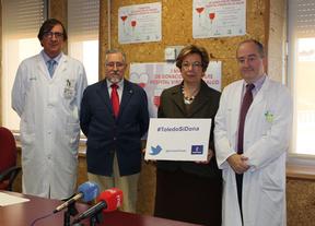 El Hospital de Toledo acoge el I Maratón de Donación de Sangre