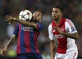 Champions: el Barça sentencia, se duerme, sufre y vuelve a sentenciar a un cándido Ajax (3-1)