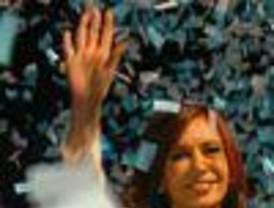 Cristina Fernández propuso continuar con el modelo económico de