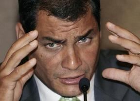 Rafael Correa perdona al diario 'El Universo' y sus directivos
