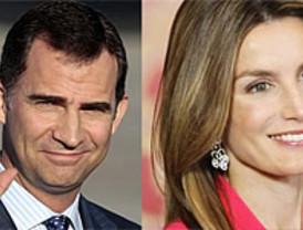 'Felipe y Letizia', una tele-serie bastante correcta para el lucimiento de la princesa