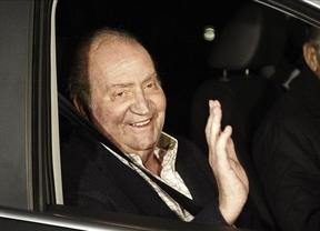 El Rey revisó su cadera en el hospital el miércoles, justo 4 días antes de su operación