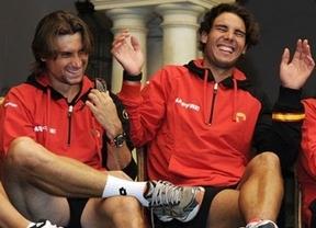 Nadal-Ferrer, lucha fratricida por el cuarto puesto de la ATP de cara a Roland Garros