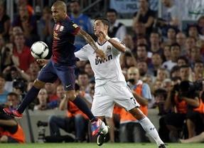 Increíble pero cierto: Alves admite que