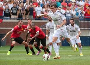 Otro fracaso del 'Iker Madrid': 3-1 ante el Manchester United en la pesadilla americana