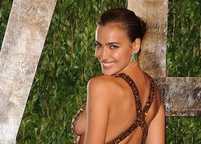 Irina Shayk y el vestido del escándalo que enseñaba de más...