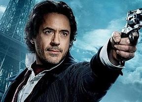 Llega 'Sherlock Holmes 2' armado y peligroso