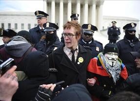 El movimiento Occupy Wall Street se va de cumpleaños: llevan seis meses reivindicando