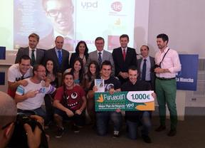 El Instituto Julián Zarco de Mota del Cuervo obtiene el 'Premio al Mejor Plan de Negocios 2014'
