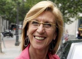 Rosa Díez: Reducir diputados busca