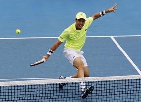 Copa Davis: España al borde del precipicio tras las derrotas de Bautista y Feliciano