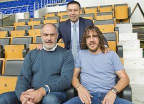 Puyol colgó las botas, pero seguirá en el Barça como 'número 2' de Zubizarreta