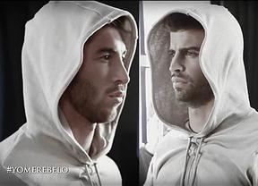 Sergio Ramos y Gerard Piqu� tambi�n se rebelan con 'Assassin's Creed 3'