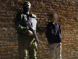 Sicario de 14 años acostumbraba degollar a sus víctimas