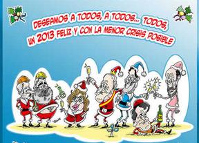 El equipo de Diariocrítico les desea felices Fiestas