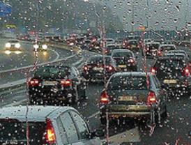 Dos fallecidos y 19 heridos en once accidentes en las carreteras de Castilla y León