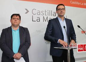 Sergio Gutiérrez: 'El PP sólo tiene candidatos de descarte, nadie quiere ser la cara de las políticas de recorte'