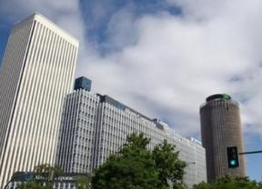 FCC vende la Torre Picasso a Amancio Ortega por 400 millones