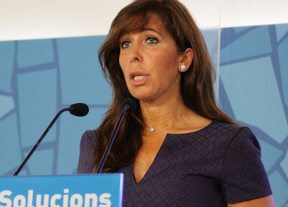 Alicia Sánchez-Camacho pide unidad PP-PSOE
