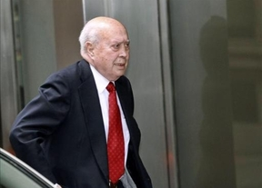 El ex tesorero del PP Lapuerta, de 86 años, podría confirmar hoy las cuentas de Bárcenas