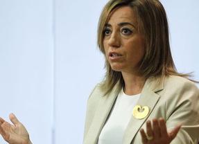 Chacón vuelve a enfrentarse a la dirección del PSOE