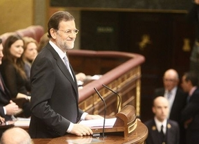 Rajoy se presenta a lo Churchill, con gran sentido de Estado, pero con pesimismo: