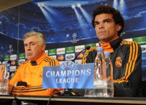 Pepe lo tiene muy claro: Ancelotti debe seguir
