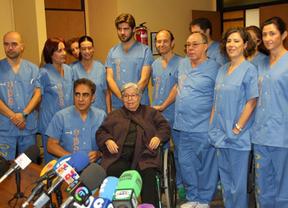 El Hospital de Alcázar realiza el segundo trasplante de saco cristaliniano en el mundo