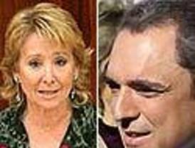 La política madrileña, a la gresca por la 'polémica del médico y el dictador'