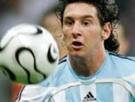 Grondona garantizó que Messi estará en los Juegos Olímpicos