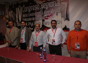 Carlos Duque, quinto mandado consecutivo al frente del sector metal en UGT-CLM