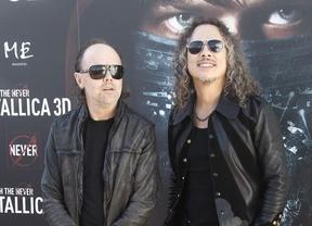 El batería de Metallica, Lars Ulrich,dejó la cocaína 'gracias' a Noel Gallagher