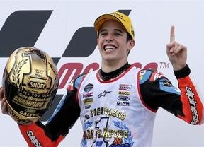 Àlex, el hermano de Marc Márquez, completa el triplete español como campeón del mundo de Moto3